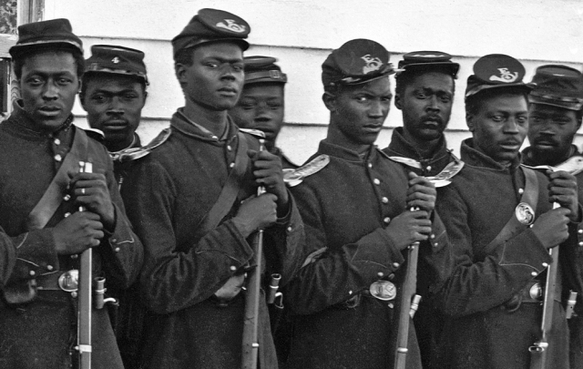 African American Union Soldiers