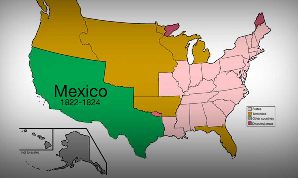 Former Mexican Territory